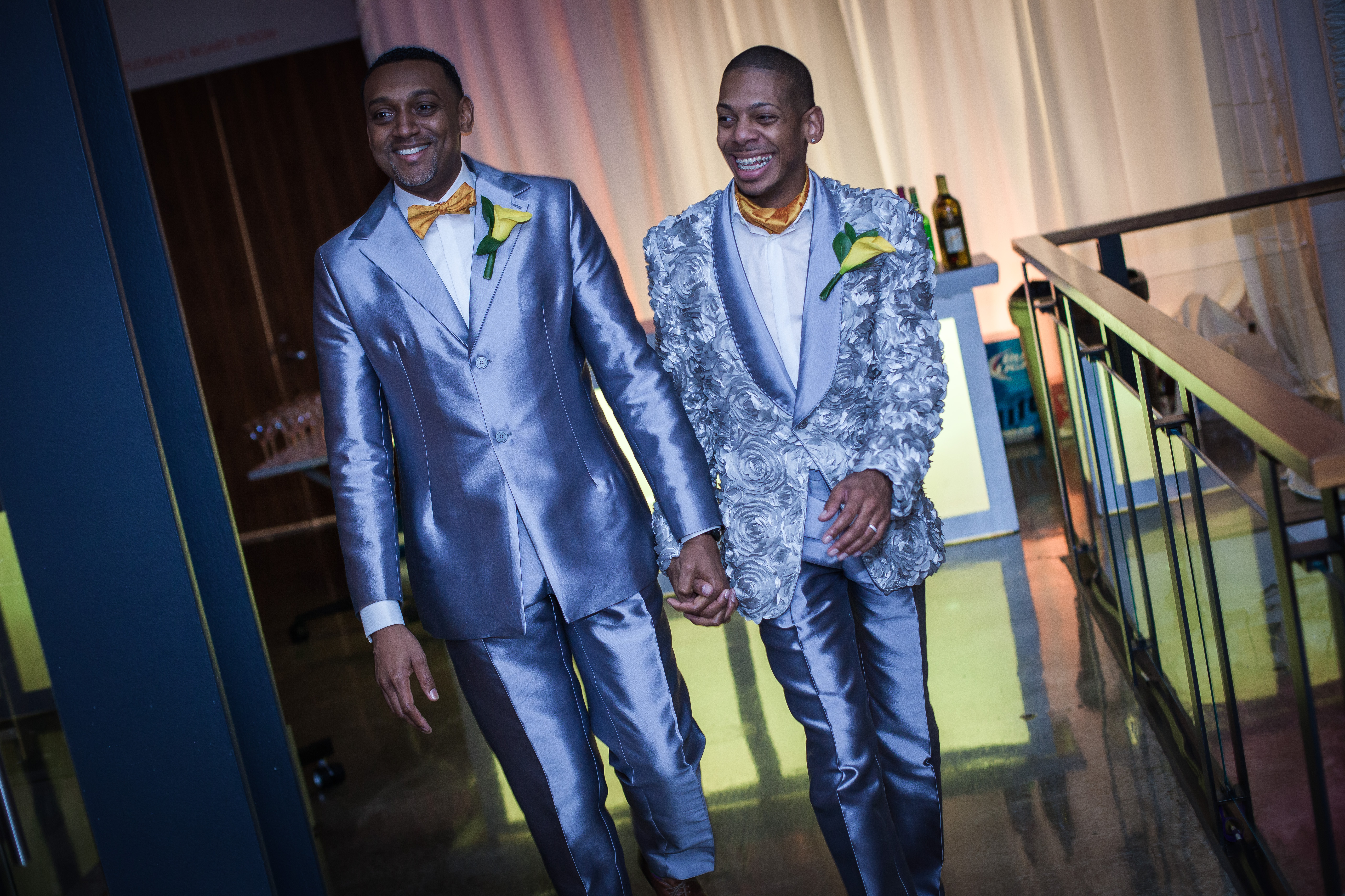 DC Wedding Planner  |  Real Weddings by Perfect Planning Events  |  Anthony and David