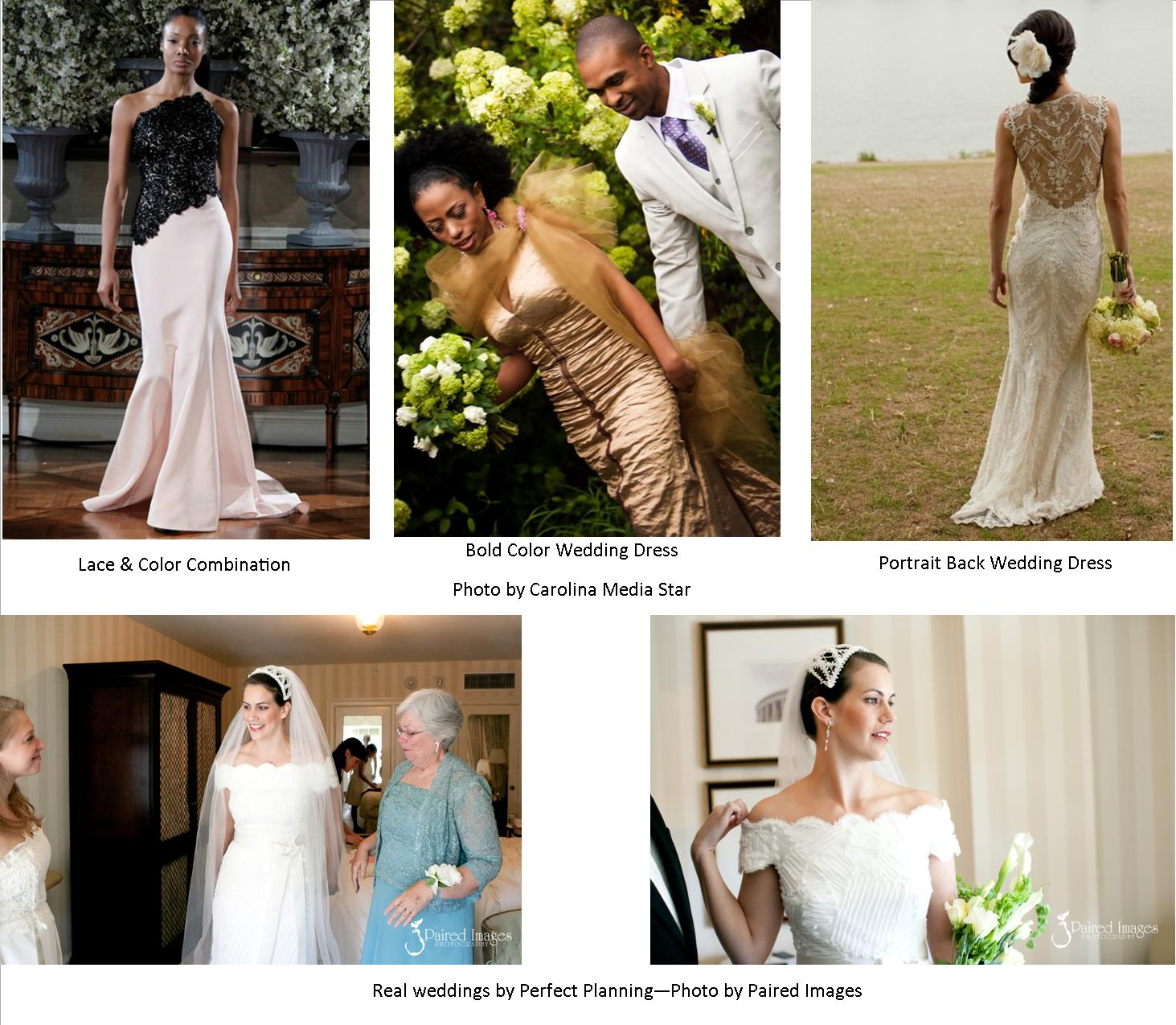 2013 Wedding Styles, Part 1…The Dress
