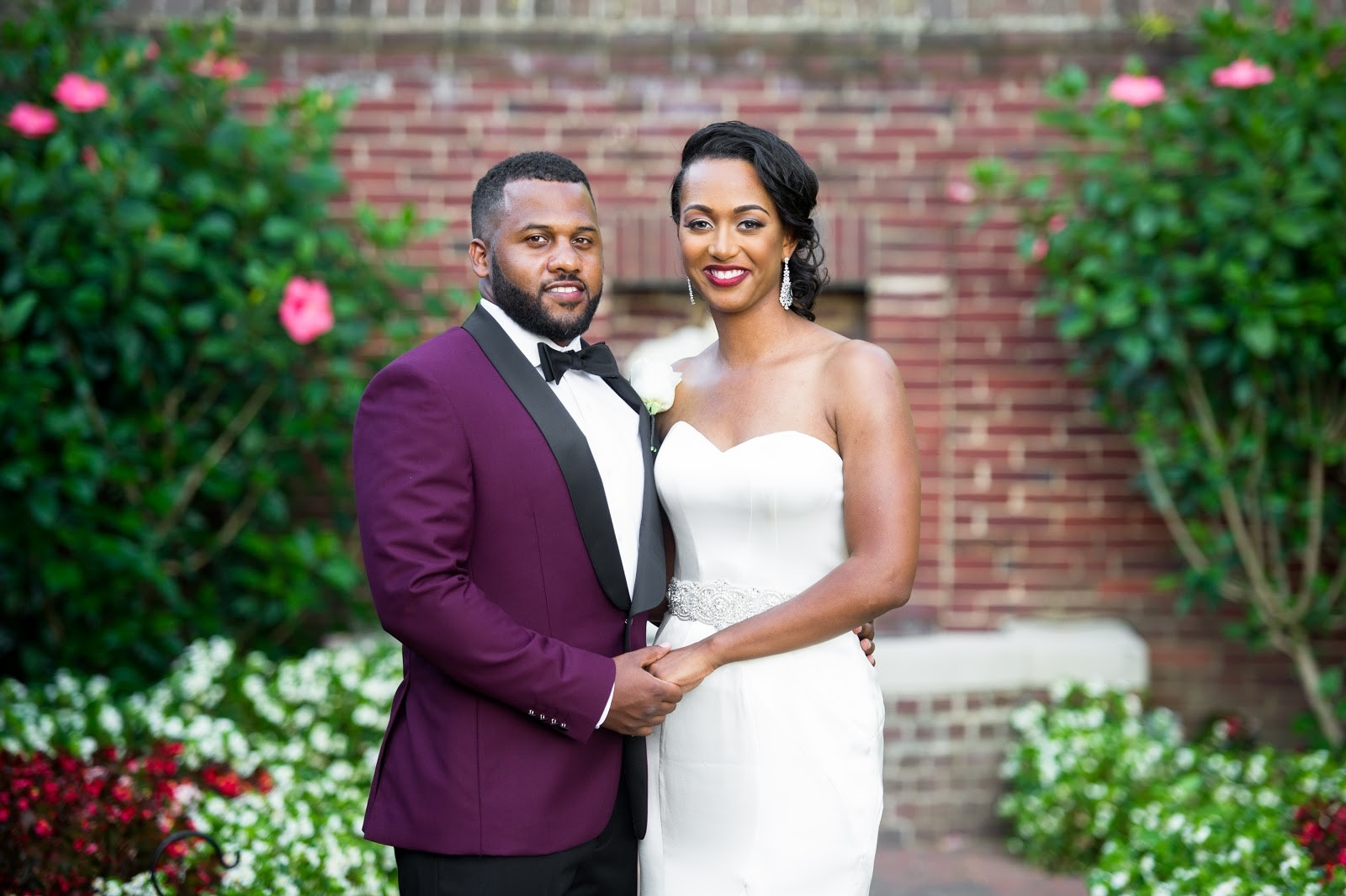 MD Wedding Planner | Roland & Brandice at Oxon Hill Manor