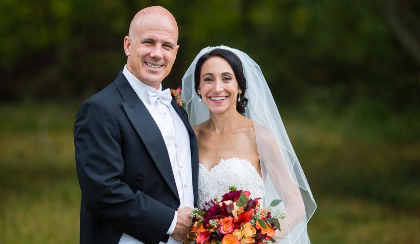 Northern Virginia Fall Wedding   Michael & Carin